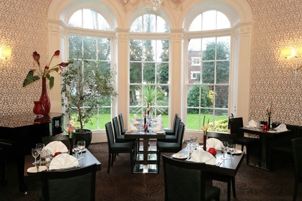 Three Course Dinner for Four at Churchill Hotel