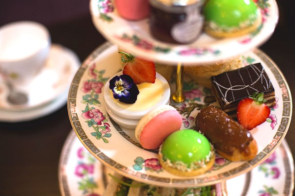 Gin Afternoon Tea for Two at The Courthouse Hotel