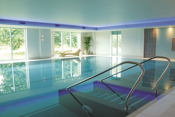 Exclusive Spa Day For Two At De Vere Cotswold Water Park