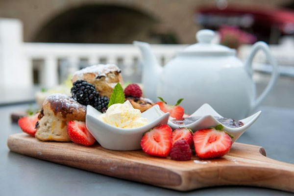 Classic Afternoon Tea for Two at The Folly Restaurant