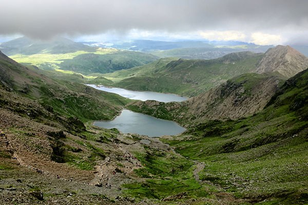 Mount Snowdon Guided Expedition
