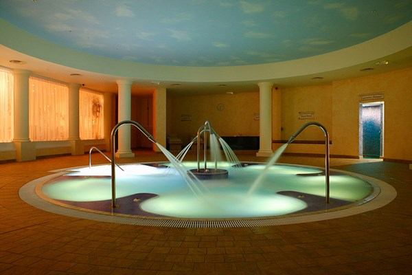 Indulgent Spa Day with Lunch and Treatment for Two at Whittlebury Hall