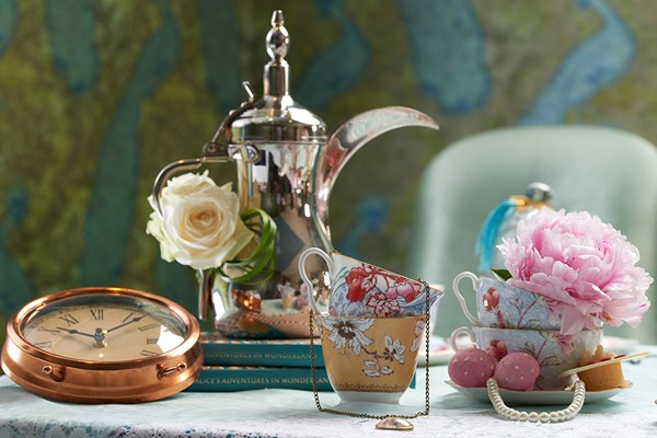 Alice in Wonderland Afternoon Tea for Two at 5* Taj 51 Hotel