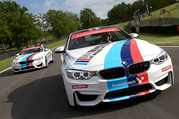 BMW M4 Driving Experience at Oulton Park