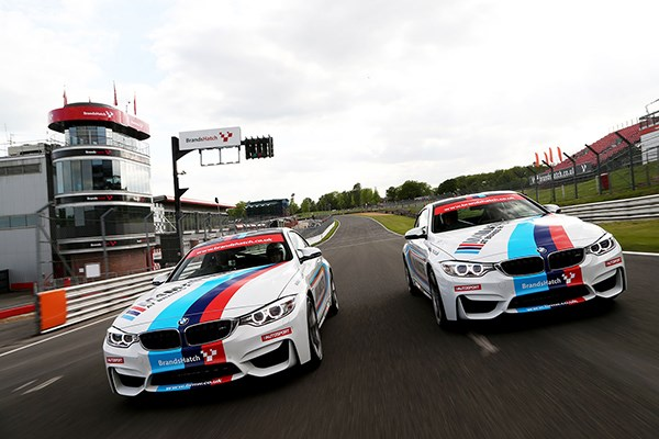 BMW M4 Driving Experience at Bedford Autodrome