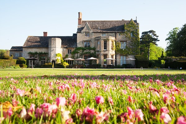 Overnight Escape at The Manor Country House Hotel for Two