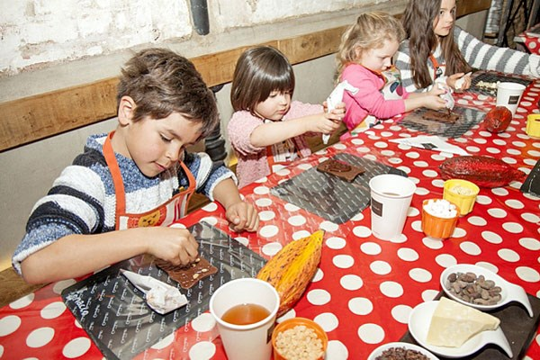 Hotel Chocolat's Children's Chocolate Workshop for One