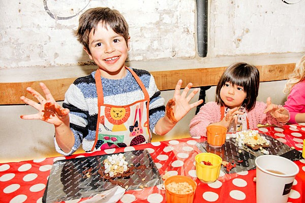 Hotel Chocolat's Children's Chocolate Workshop for Two