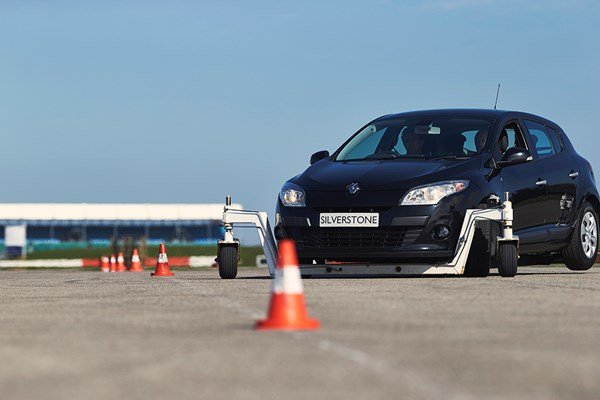 Silverstone Skid Control Driving Experience