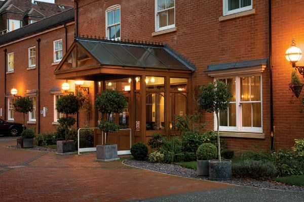 Deluxe Afternoon Tea for Two at Pinewood Hotel