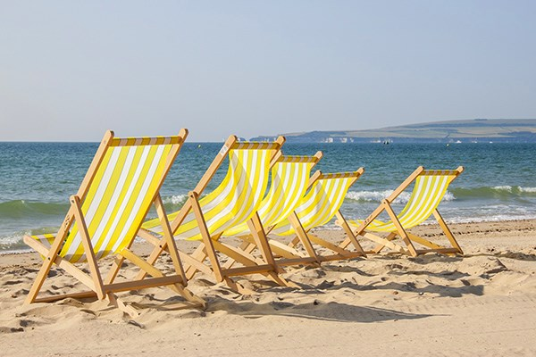 Overnight Escape for Two at The Sandbanks Hotel