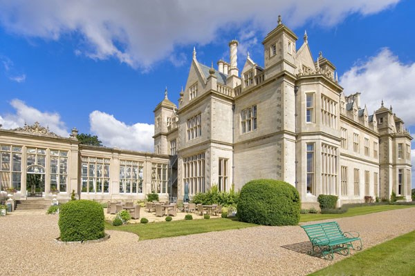 Two Night Stay for Two at Stoke Rochford Hall