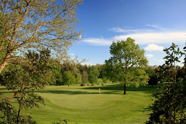 A Round of Golf for Two at Bowood Hotel