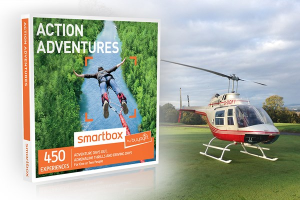 Action Adventures - Smartbox by Buyagift