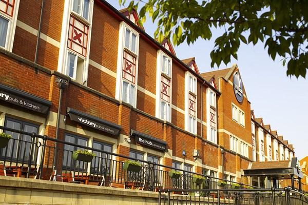 Village Hotel Cardiff Spa Reviews