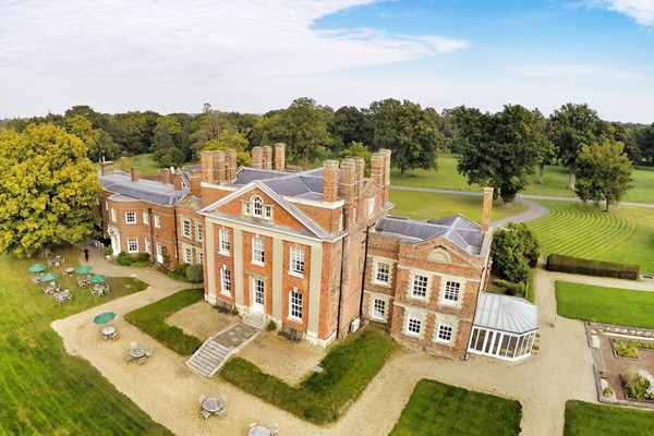 Overnight Escape with Dinner and Breakfast for Two at Warbrook House