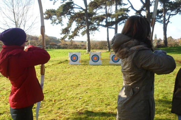 90 Minute Archery Experience In Nottingham