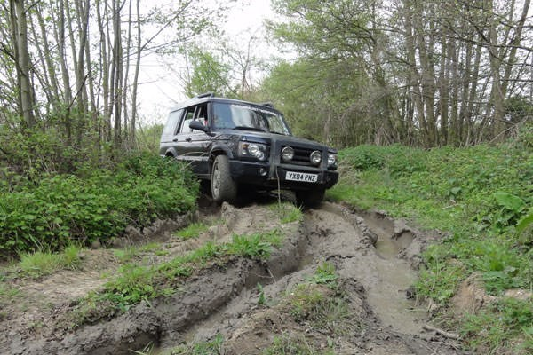 Click to view details and reviews for 4x4 Off Road Driving Taster.