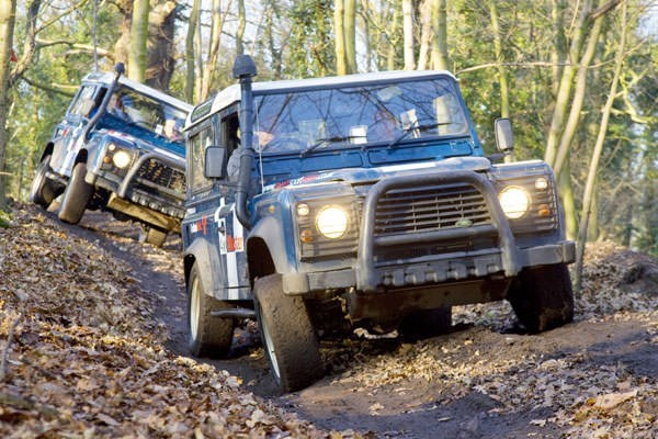 4X4 Off Road >> Mudmaster 4x4 Off Road Driving Experience At Oulton Park From Buyagift