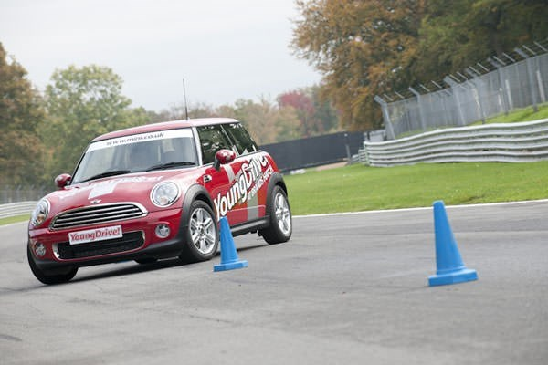 Bedford Autodrome Junior Driving Experience