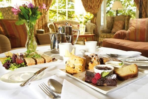 Bishopstrow House Afternoon Tea For Two