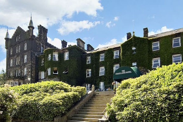 Two Night Break for Two at The Craiglands Hotel