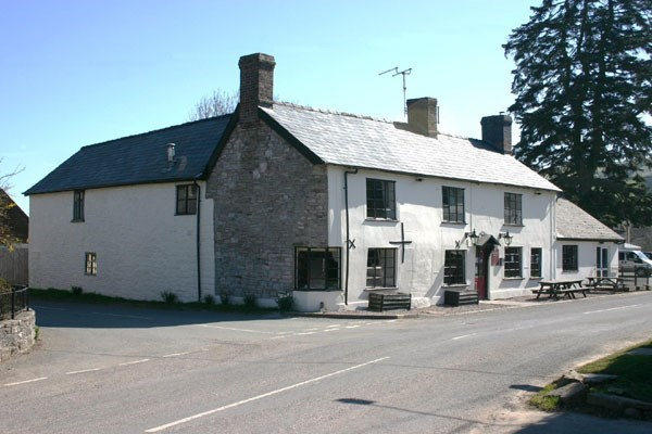 One Night Break at The Crown Inn Shropshire