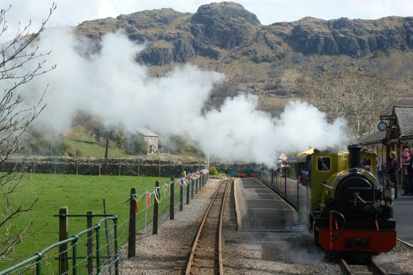 Private Hire of Eskdale Belle for Four