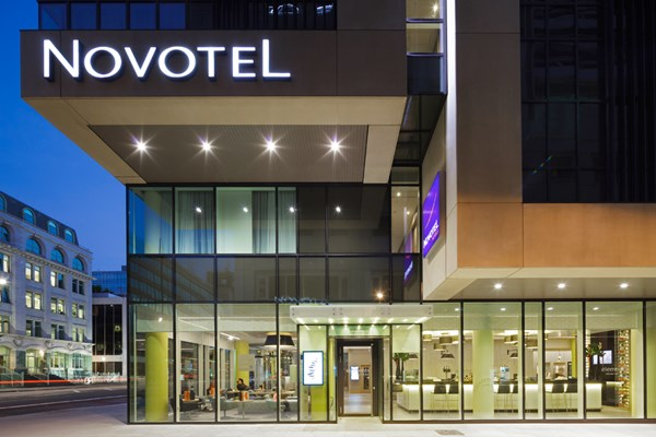 Luxury Overnight Escape for Two at a Novotel Hotel