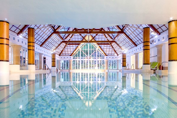Champneys Spa Week for Two with Treatments and Dining at Forest Mere