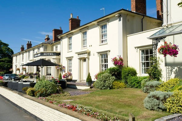 One Night Break at Best Western Grosvenor Hotel
