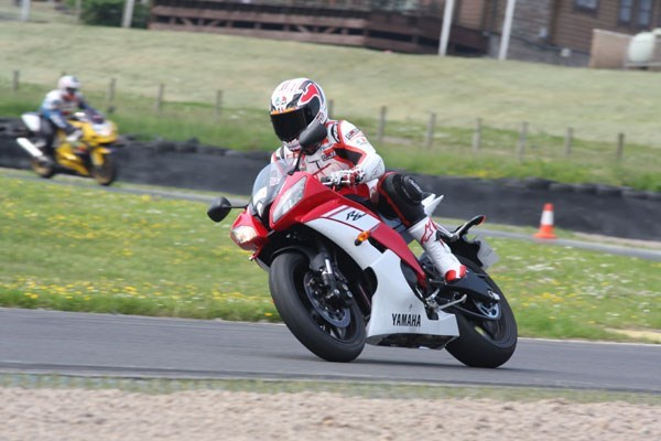 Ride Your Own Bike Track Day at Knockhill Circuit
