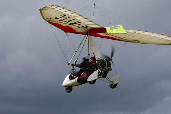 30 Minute Microlight Flight in Nottinghamshire