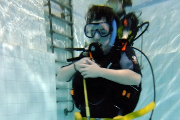 Bubblemakers Kids Scuba Diving Experience For Two In Kent