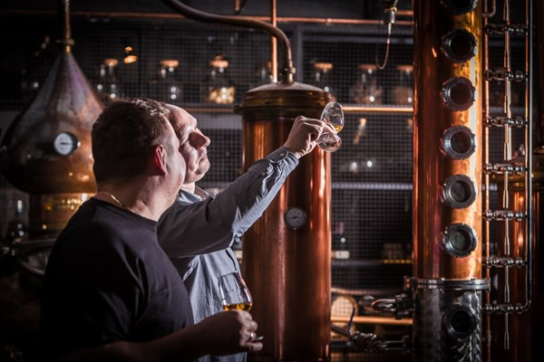 The Distillers Experience at Bimber Distillery