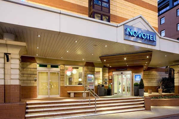 One Night Family Break at Novotel Birmingham Centre