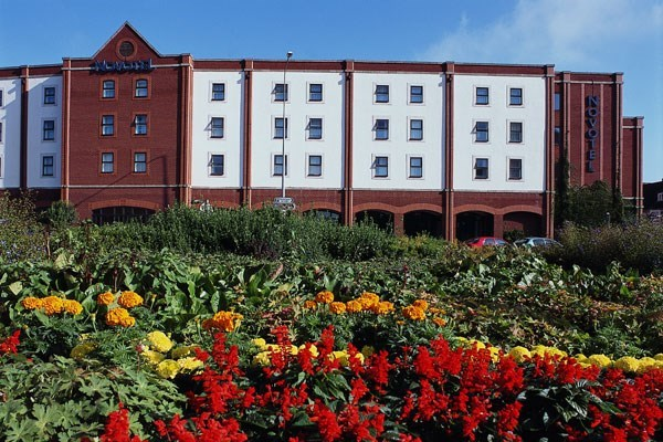 Overnight Escape for Two at Novotel Ipswich