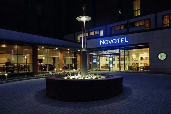 Overnight Escape for Two at Novotel Leeds Centre