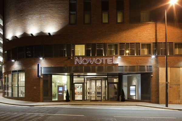 One Night Family Break at Novotel Liverpool Centre