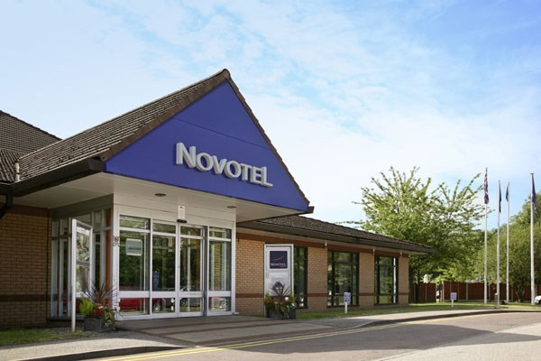 Overnight Escape for Two at Novotel Manchester West