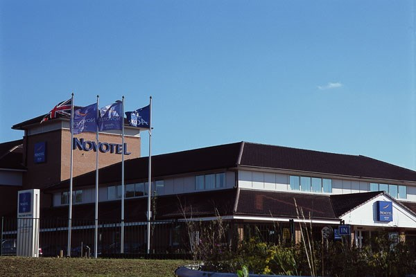 Overnight Escape for Two at Novotel Milton Keynes