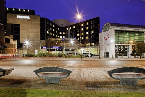 One Night Family Break at Novotel Sheffield Centre