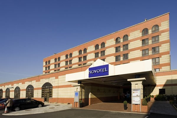Overnight Escape for Two at Novotel Southampton