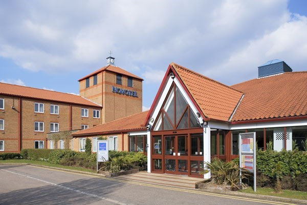 Overnight Escape for Two at Novotel Stevenage