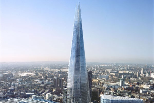 Image result for The Shard
