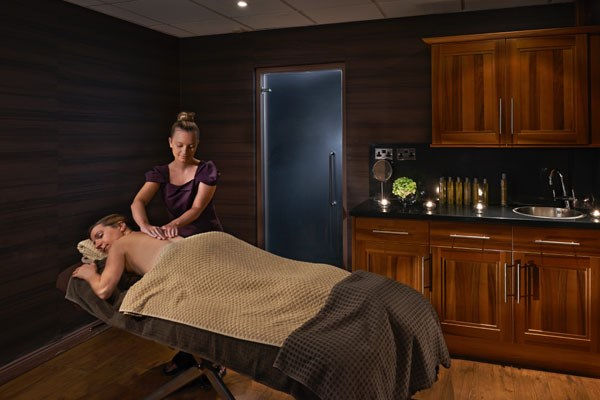 Deluxe Spa Day for Two with Treatment and Lunch at The Cambridge Belfry Hotel