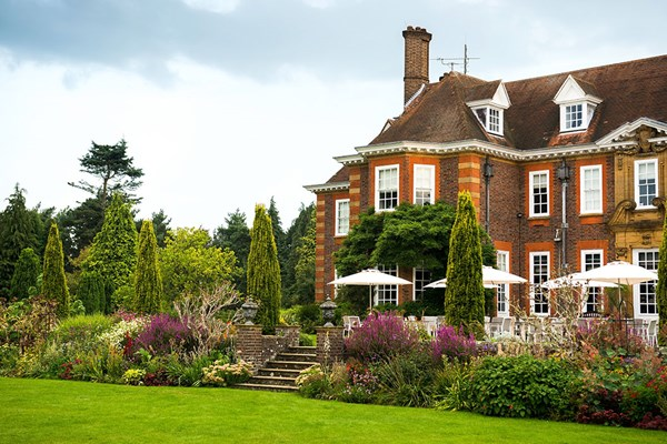 Overnight Luxury Escape with Dinner for Two at Barnett Hill Hotel