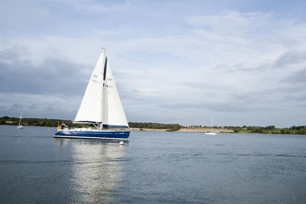 Full Day Sailing Experience with Lunch in Ipswich