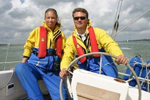 Hands On Full Sailing Day For Two