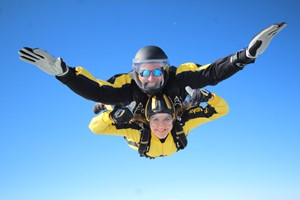 Click to view details and reviews for 15000ft Tandem Skydive For One.